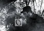 Entrevista del periodista norteamericano Herbert Matthews a Fidel Castro, en febrero de 1957.