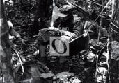 Durante todos los días de la guerra Fidel se mantuvo informado.