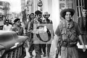 Che en Santa Clara, pocas horas antes de consumarse el triunfo revolucionario de 1959