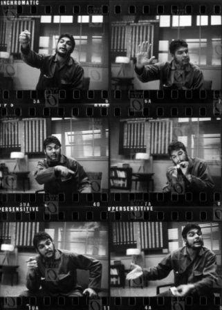 Ernesto Che Guevara. Fotografía © Centro de Estudios Che Guevara.