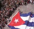 En Cuba.
