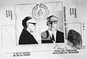 Foto del pasaporte utilizado por el Che para entrar a Bolivia