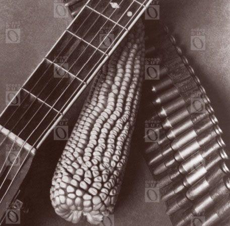 Bandolera, maíz, guitarra; 1927