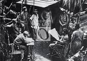 Fidel, en la Comandancia de La Plata, elabora planes para la defensa del firme de la Maestra.