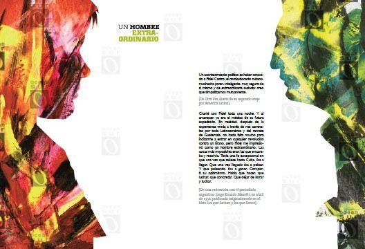 """""""Un hombre extraordinario"""", fragmento de una entrevista al Che realizada en abril de 1958 por el periodista argentino Jorge Ricardo Masetti, en el cual Ernesto Guevara habla sobre Fidel Castro. Publicada originalmente en el libro «Los que luchan y los que lloran»."""