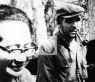 Juan Pablo Chang (Chino) y el Che (Ramón)