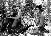 Che Guevara y Loyola Guzmán