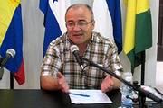 Hugo Moldiz, autor del libro