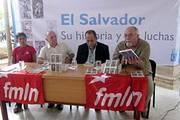 Erika Zúniga, Alfonso Fraga, Amílcar Figueroa y Roberto Regalado