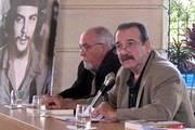Roberto Regalado y Patricio Echegaray