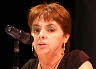 Ana Esther Ceceña, coordinadora del Observatorio Latinoamericano de Geopolítica