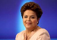 Dilma Rousseff, del Partido de los Trabajadores (PT), fue electa presidenta de Brasil tras obtener el 56% de los votos