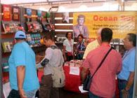 Ocean Sur presentó varios de sus títulos en la VI Feria Internacional del Libro de Venezuela, que se celebró del 12 al 21 de noviembre