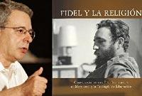 Frei Betto durante la presentación de su libro «Fidel y la religión» en La Habana