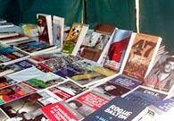 Gran interés despertaron los libros de Ocean Sur entre los participantes al FSA 2010