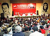 Ocean Sur conmemora en El Salvador aniversarios del FMLN con la presentación de dos de sus novedades editoriales