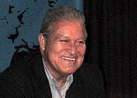 Salvador Sánchez Cerén, comandante Leonel