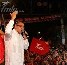 Mauricio Funes - FMLN