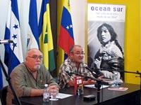 Presentación del libro «Bolivia en los tiempos de Evo», de Hugo Moldiz en La Habana